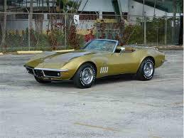 1969 corvette coupe 1969 chevrolet corvette for sale on classiccars com 93 available