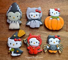 Halloween Kitty by Hello Kitty Halloween Cookie Connection