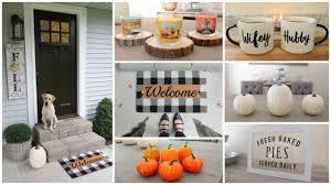 Kohls Home Decor Fall Decor Haul Target Homegoods Tj Maxx Kohls U0026 More Youtube