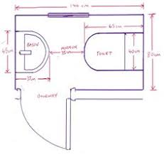 Normal Bathtub Size Toilet Water Closet Wall Clearances And Space In Front In
