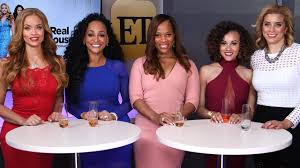 housewives happy hour u0027 the u0027potomac u0027 cast reveals they had no