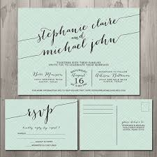 wedding invitations with rsvp cards included wedding invitations and rsvp plumegiant