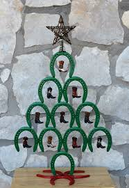 horseshoe christmas tree horseshoe sycamore creek creations