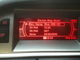 mmi basic plus update cd page 3 audi forums