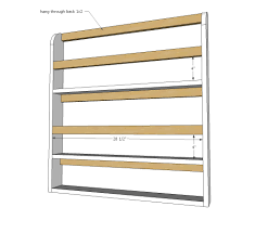 plate hangers for wall mounted plates ana white wooden plate rack plans diy projects