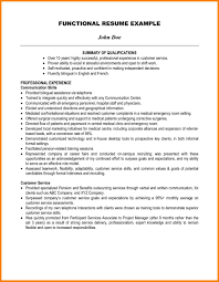 Qualification Sample For Resume by 13 Summary Of Qualification Sample Foot Volley Mania
