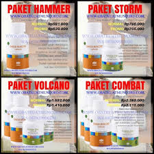 01 jual produk paket obat kuat tiens muncord dan zinc capsule ready