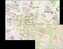 Stanford Maps Hotels U0026 Transportation Iwshm