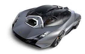 top lamborghini cars top of the line model lamborghini perdigón concept futuristic