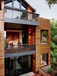 leed house plans sustainable treetop home sunset magazine