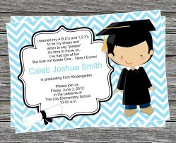 kindergarten graduation invitations kindergarten graduation invitations oxsvitation