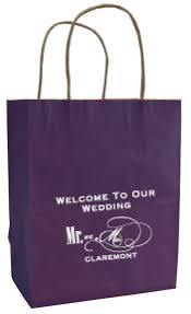 personalized wedding gift bags wedding weekend gift bags and welcome to our wedding gift bags
