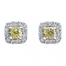 diamond stud earrings uk buy diamond earrings online fraser hart