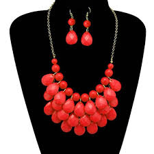 red necklace women images Red necklaces for women jpg