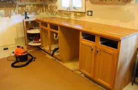 How To Pronounce Cabinet How To Install Ikea Butcher Block Countertops U2014 Weekend Craft