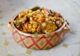 cuisiner pois chiches recette du tajine de pois chiches tajine végétarien pratique fr