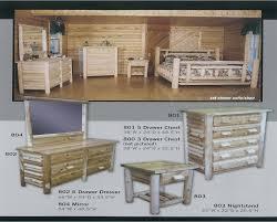 Cedar Bedroom Furniture Cabin Ranch Lodge Furniture Bedroom