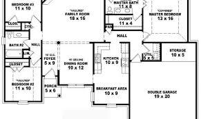 4 Bedroom Two Storey House Plans 17 Fresh 4 Bedroom Two Story House Plans House Plans 19797