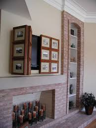 mirror cabinet tv cover the great cover up 7 ways to disguise your tv tidbits twine