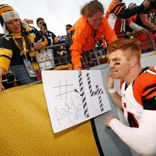 halloween city dalton ga how andy dalton destroyed your cheap punch line bleacher report