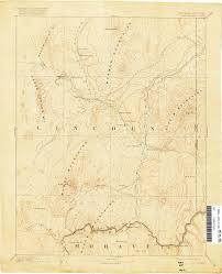 University Of Arizona Map Nevada Historical Topographic Maps Perry Castañeda Map