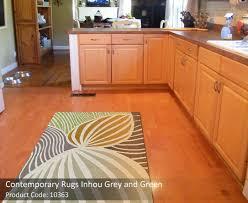 kitchen extraordinary trendy modern kitchen rugs on kitchen with