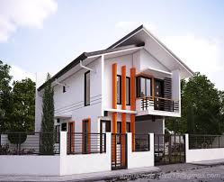 Modern House Roof Design Two Storey House Plans Pinoy Eplans 2 Storey Modern House Youtube