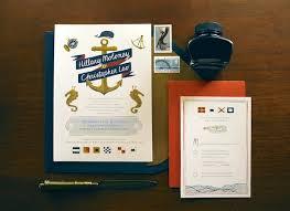 nautical wedding invitations chris s illustrated nautical wedding invitations