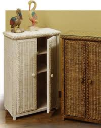 Bathroom Wicker Furniture Amusing 26 Best Wicker Bathroom Furniture Images On Pinterest Of