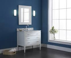 White 36 Bathroom Vanity Bathroom Vanity White 36 Inch Leandrocortese Info