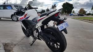 Honda 2013 Cbr500r 2013 Honda Cbr500r Tri Colour Perth Western Australia U2013 Mack 1