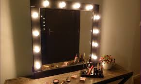 hollywood makeup mirror with lights vanity vanity mirror with light bulbs around it wonderful vanity