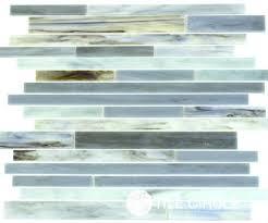 Sea Glass Tile Blue Grey Backsplash Tile Tile Circle - Sea glass backsplash