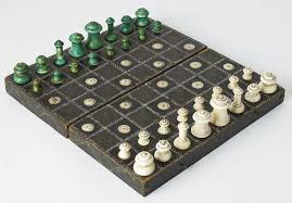 the of war exquisite chess sets once captured the 8217
