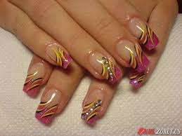 crazy color nail designs gallery nail art designs