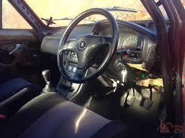 subaru wrx turbo ford escort with subaru wrx sti running gear 4wd turbo
