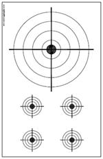 printable shooting targets pdf download and print pdf file of smallbore rifle targets for shooting