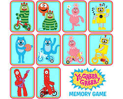 15 yo gabba gabba ideas images yo gabba gabba
