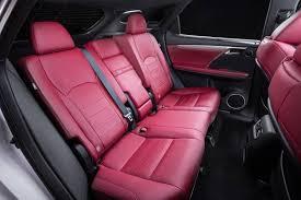 white lexus red interior lexus rx350 f sport is no boring lexus