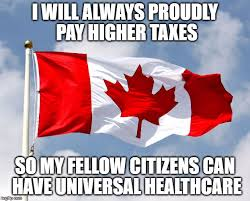 Flag Meme - canadian flag meme generator imgflip