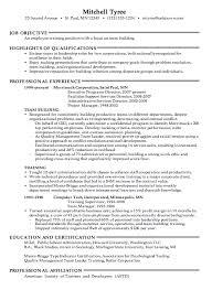 Resume For New Job by Resume Format For New Job Resume Format