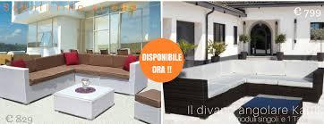 arredo giardino on line arredo giardino on line mobili da esterno divani rattan