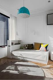 Schlafzimmer Schwarzes Bett Welche Wandfarbe Wandgestaltung In Schwarz Und Weiß Imitiert Klassische Wandvertäfelung