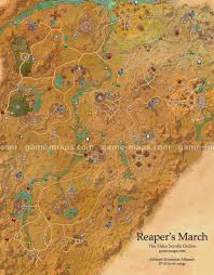 The Forest Game Map Reaper U0027s March Zone Map Arenthia Dune In This Part Of Aldmeri