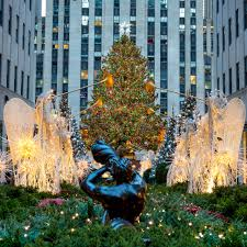 Christmas Trees New York Biggest Christmas Tree In Every State 24 7 Wall St