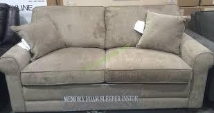 Costco Sofa Sleeper Fabric Sofa With Sleeper Costcochaser