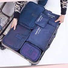 Arizona travel laundry bag images Shyam 6 in 1 travel clothes organizer bag cosmetics make up jpg