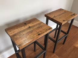 danish design kitchens bar stools reclaimed bar stools creative wood design ideas
