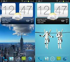 clock and weather widgets for android 20 beautiful weather widgets for your android home screens hongkiat