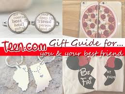 best friend gift guide present ideas for holidays 2015